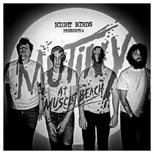 Night birds - Mutiny at Muscle Beach album