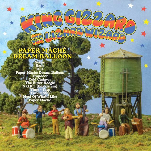King Gizzard and the Lizard Wizard – Paper Mâché Dream