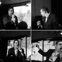 Victor Torpedo Karaoke Live Show @ SWS, The George Tavern, London 20.11.15