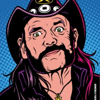 "Rest In Power: Ian ""Lemmy"" Kilmister"