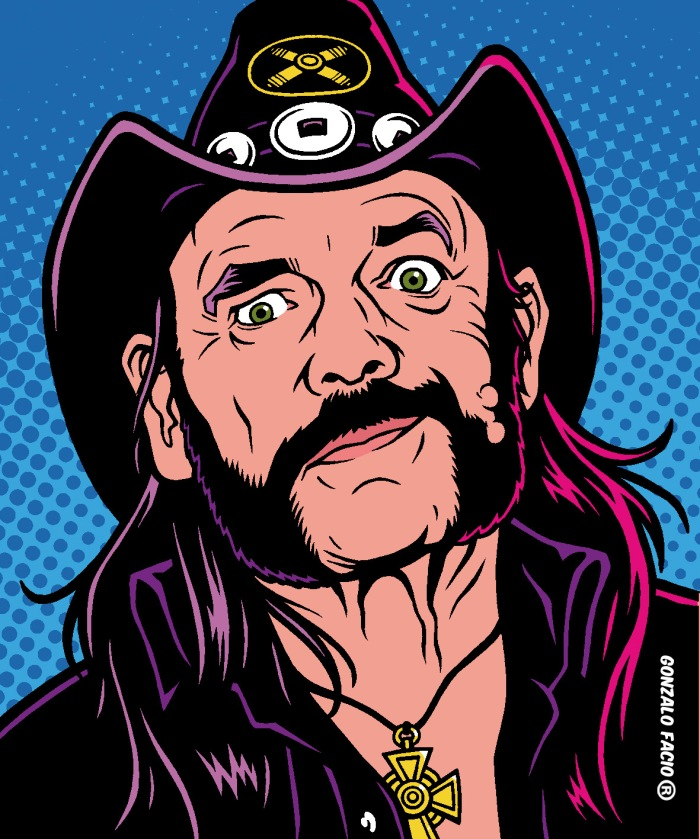 Rest In Power Ian Lemmy Kilmister Heatwave Magazine