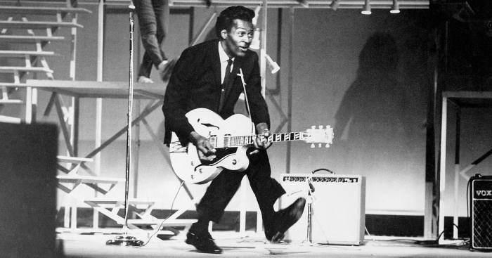 Rest in Power: Chuck Berry