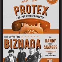 Heatwave Launch Party #5 - Protex, Biznaga, Randy Savages