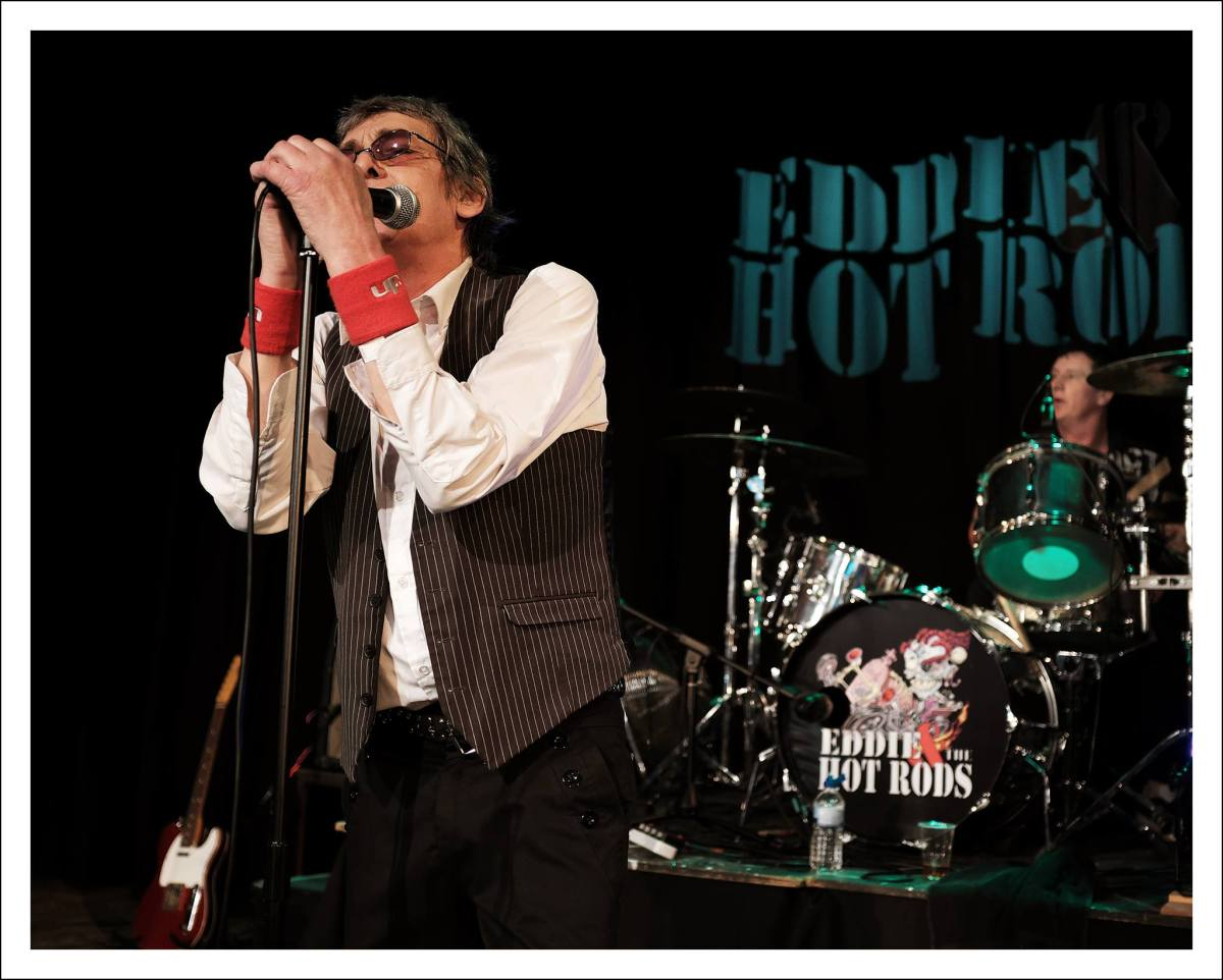 Review: Farewell Eddie and the Hotrods, Hello Club Foot!