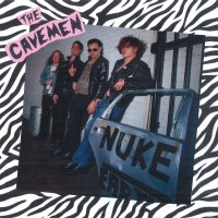 The Cavemen - Nuke Earth (Slovenly Records)