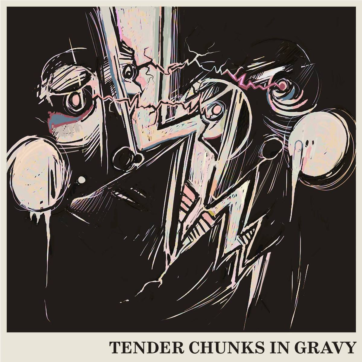 Tender Chunks in Gravy Self-Titled 7-inch