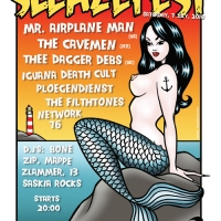 Sleazefest 8 @ Beach Inn, Ijmuiden July 7th, 2018